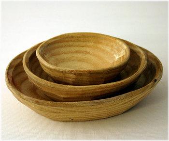 ウルシ材の木地2