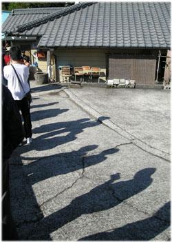 10/29谷川米穀店のお客さんの列