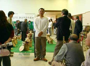 第27回浄法寺漆共進会1