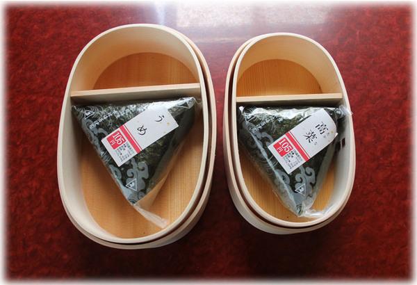 めんぱワッパ弁当箱国産漆比較4