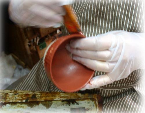 フリーカップ 国産漆 和うるし工房あい3
