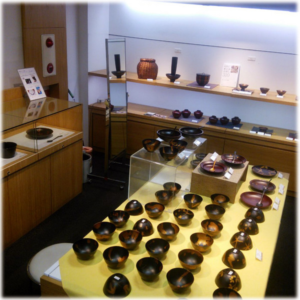 高島屋大阪店 和うるしの器展3