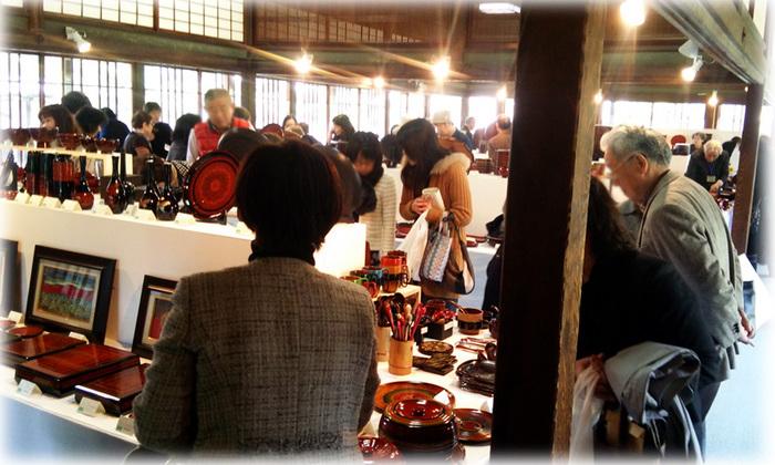 香川の漆器まつり2