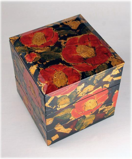 三段重箱「つばき姫」2