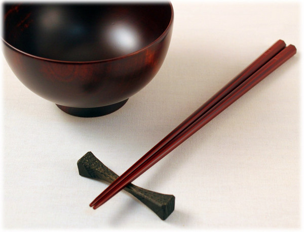 和×和のお箸