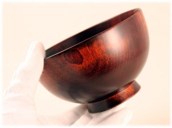 木地溜 飯椀2