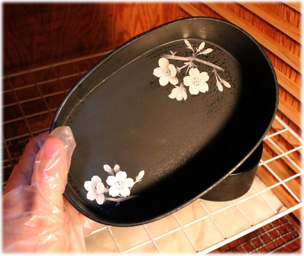 めんぱ 桜 お弁当箱