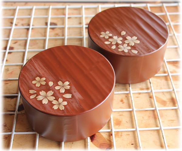 丸めんぱ弁当箱 オーダー品 桜