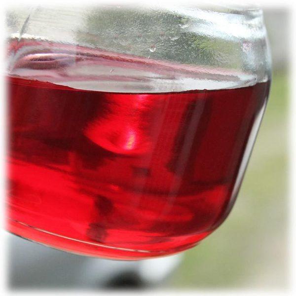桜の漬け汁