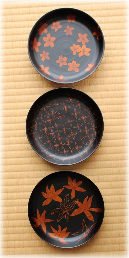欅の深皿 和うるし工房あい  松本和明 香川漆器 香川の漆