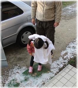 2016 香川県の寒波 積雪