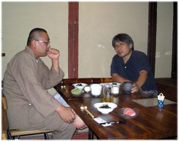 臼杵さんと松本